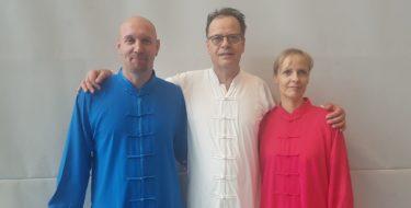 Les trois Suisses romands qui enseignent le Qi-Gong