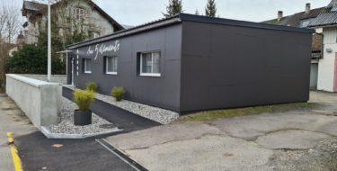 Une nouvelle salle pour vous accueillir à Porrentruy